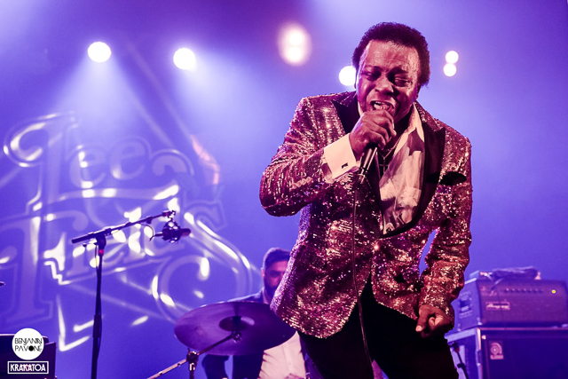 Lee Fields & The Expressions + Alexis Evans au Krakatoa