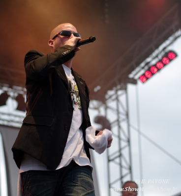 Collie Buddz and The New Kingston Band (Reggae Sun Ska (samedi))