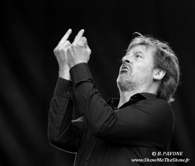 Christophe Alévêque (Festival des Energies 2010 )