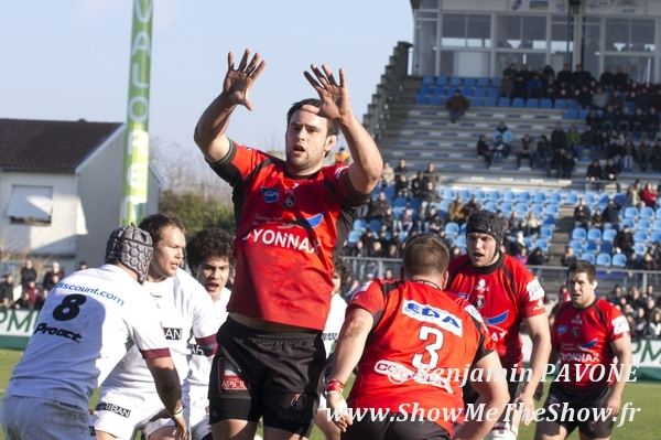 Bordeaux Bègles - Oyonnax