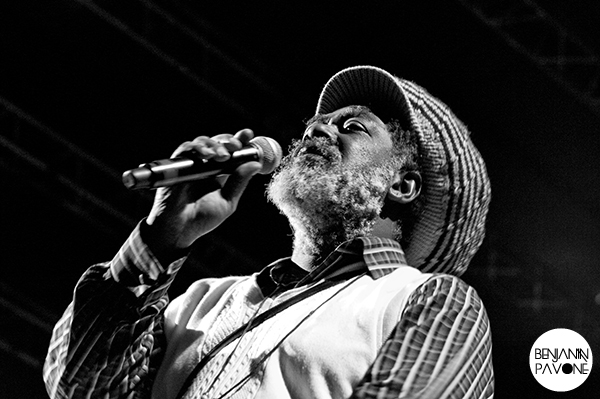 Horace Andy et Johnny Clarke