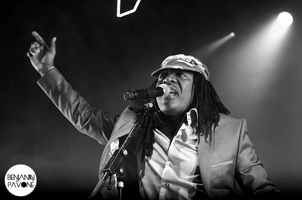 Alpha Blondy au Krakatoa
