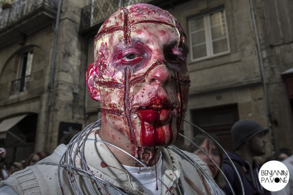 Zombie Walk 2014 - Bordeaux