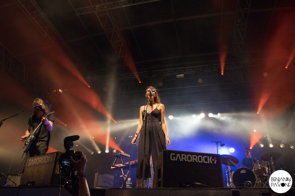 Festival Garorock 2015 findlay