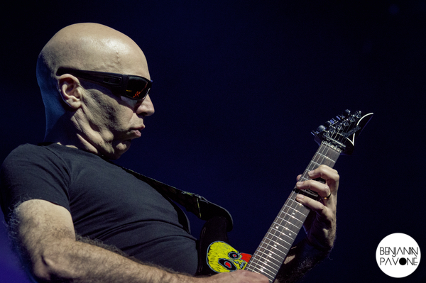 Joe Satriani + Markus James au théâtre Fémina joe-satriani