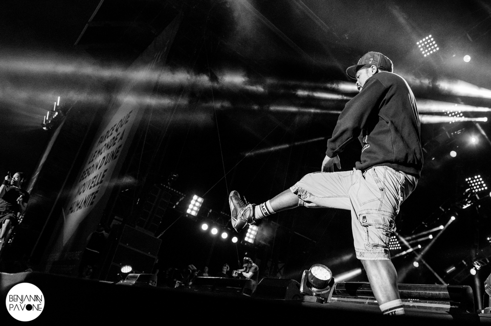 Fête de l'Humanité 2015 - Paris method-man-redman