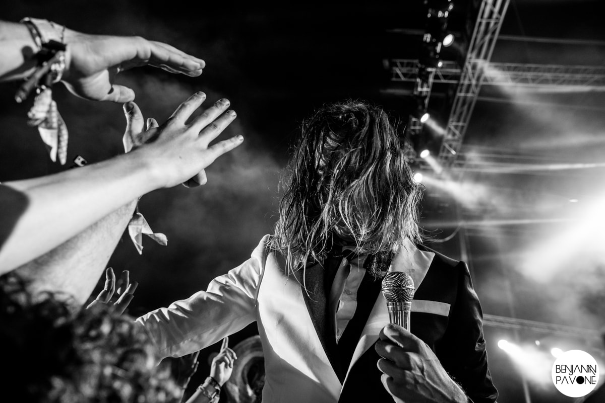 Garorock 2016 the-hives