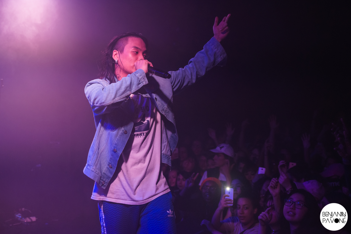Keith Ape + Guests au BT59 keith-ape