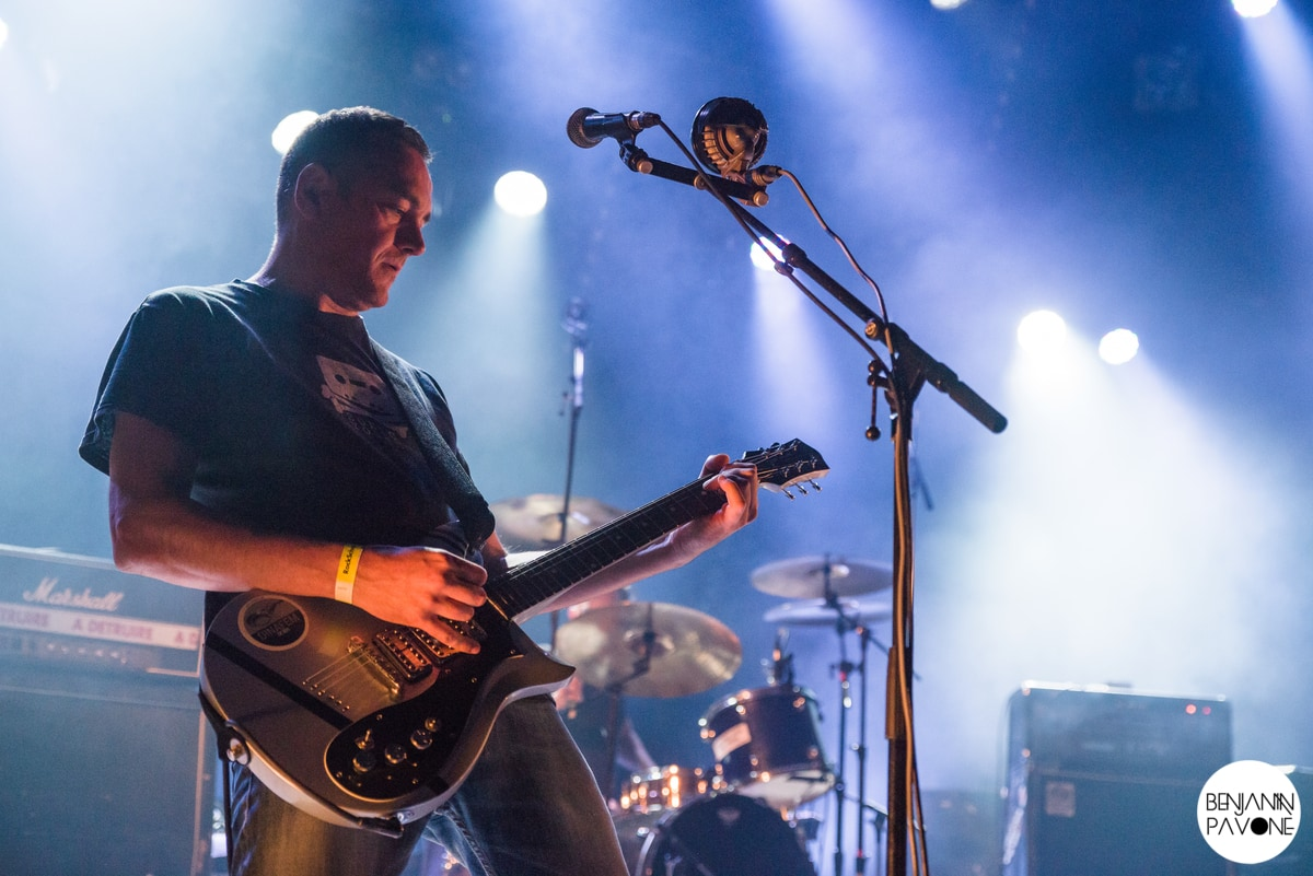 Burning Heads + Unsane + Sleeppers à la Rock School Barbey sleeppers
