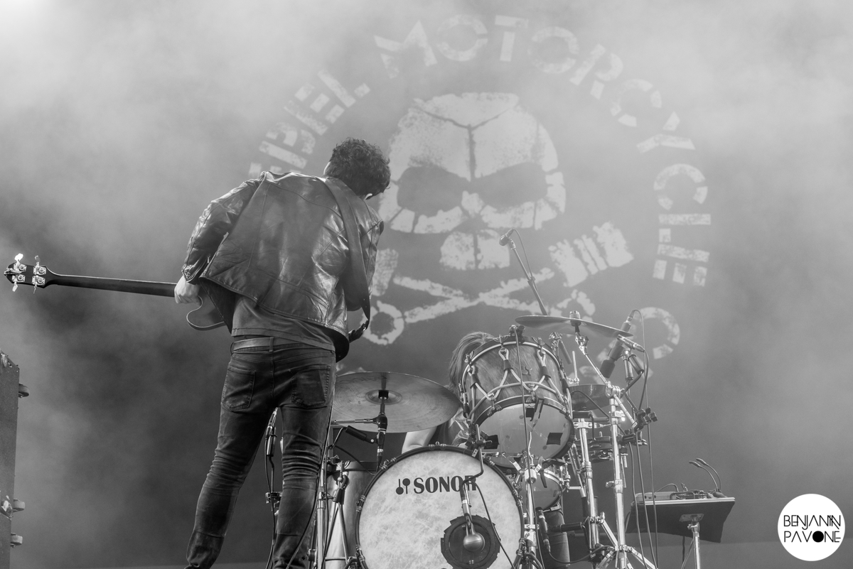 Garorock 2018 black-rebel-motorcycle-club