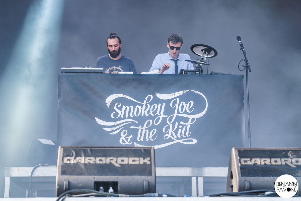 Garorock 2018 smokey-joe-and-the-kid
