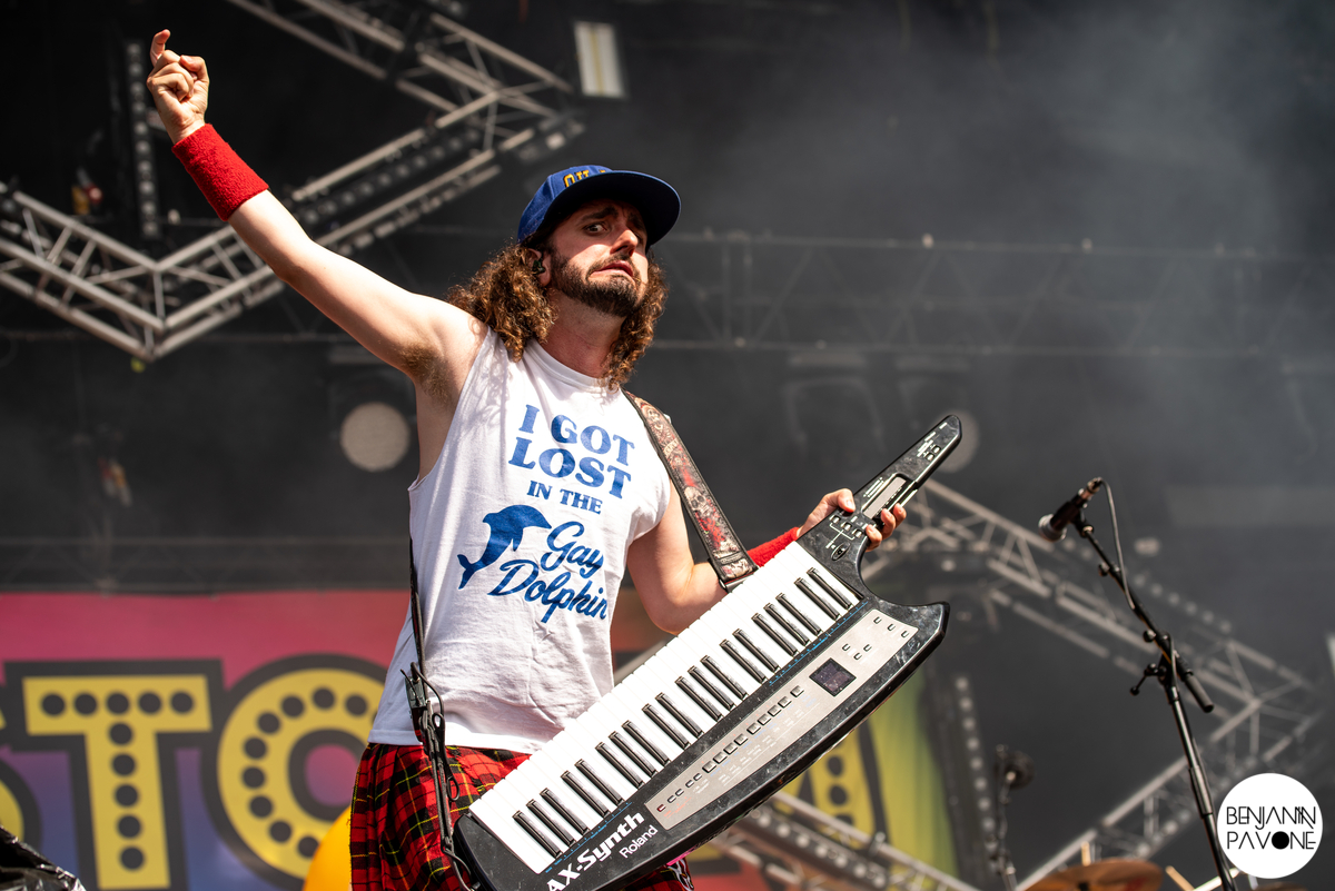 Download Festival 2018 alestorm
