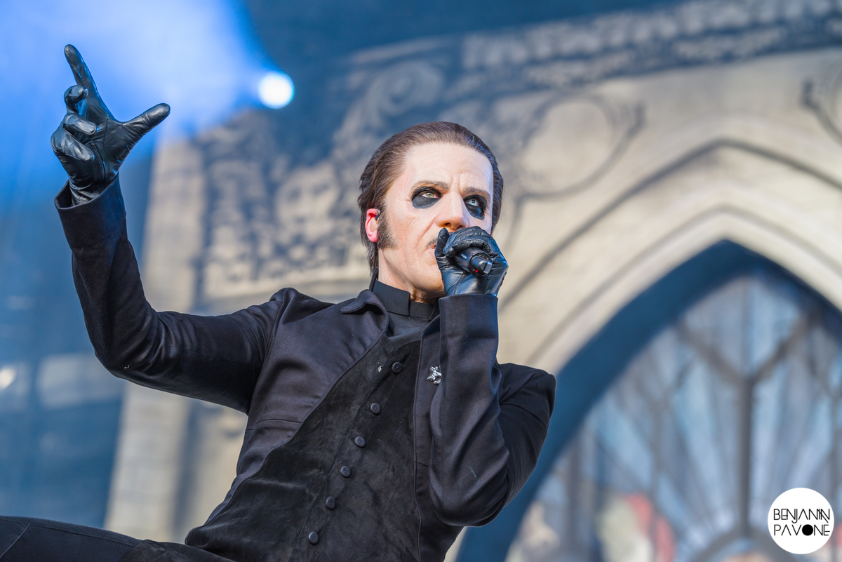 Download Festival 2018 ghost