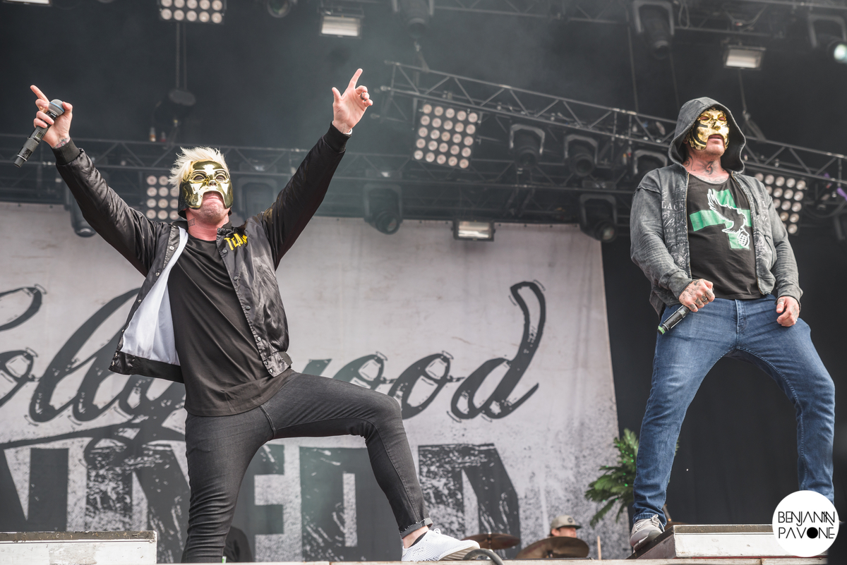 Download Festival 2018 hollywood-undead