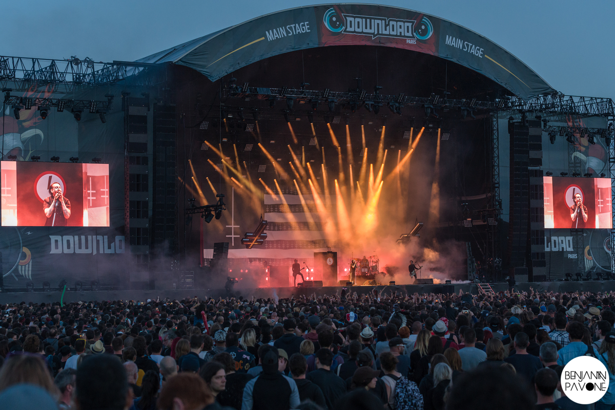 Download Festival 2018 marilyn-manson