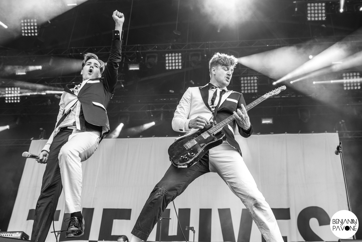 Download Festival 2018 the-hives