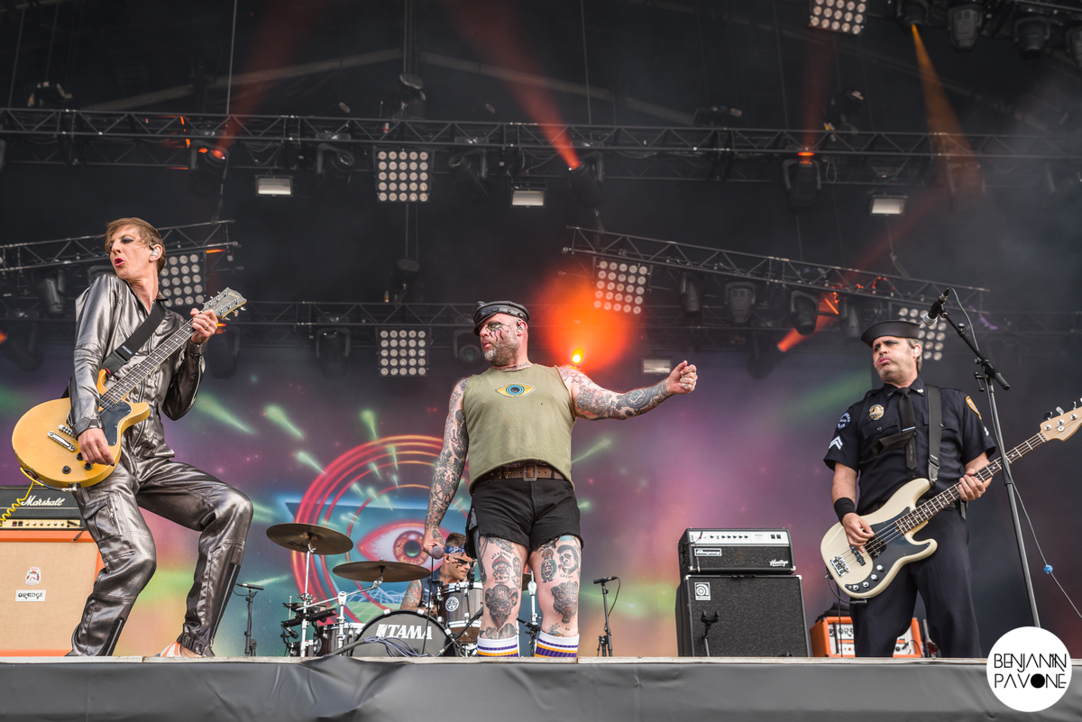 Download Festival 2018 turbonegro