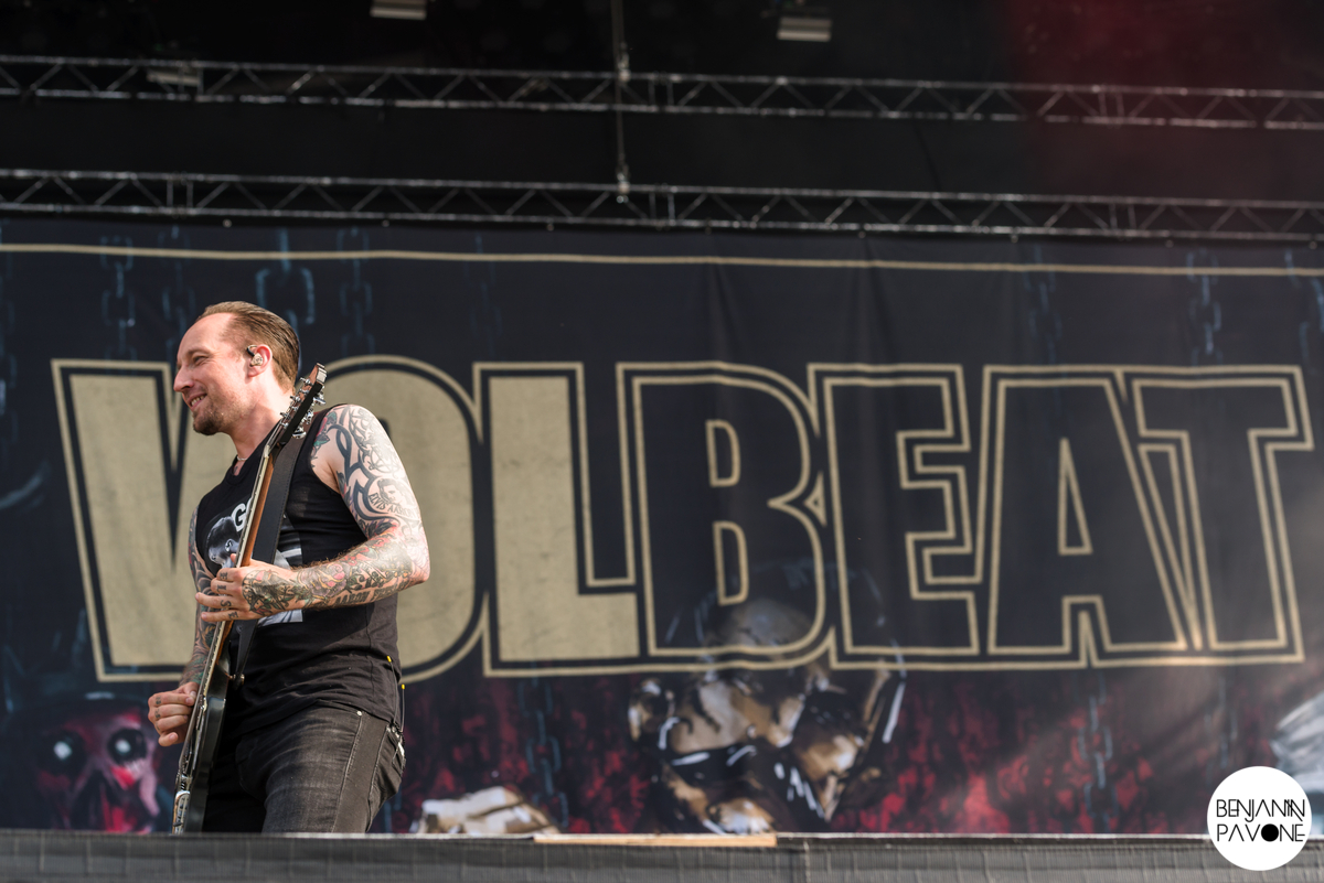 Download Festival 2018 volbeat