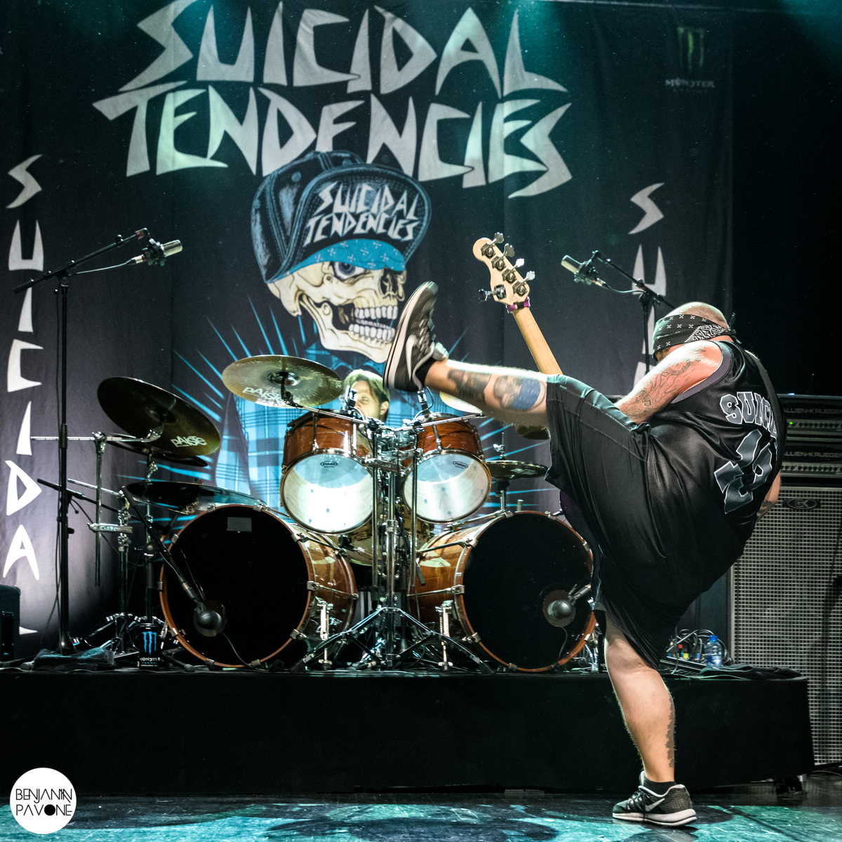 Suicidal Tendencies + Glock 203 au Krakatoa suicidal-tendencies