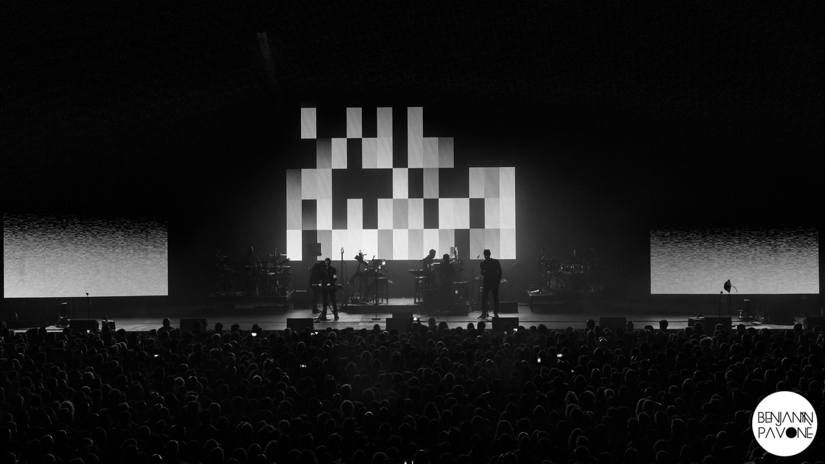 Massive Attack à L'arkéa Arena de Bordeaux massive-attack