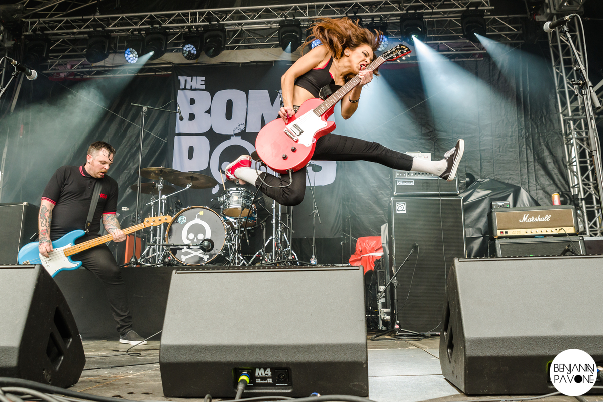 Punk In Drublic 2019 à Angoulême the-bombpops