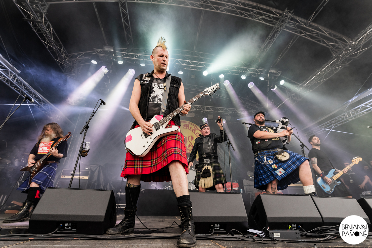 Punk In Drublic 2019 à Angoulême the-real-mckenzies