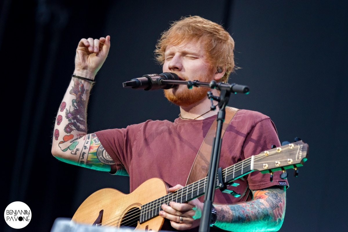 Ed Sheeran au Stade Matmut Atlantique ed-sheeran