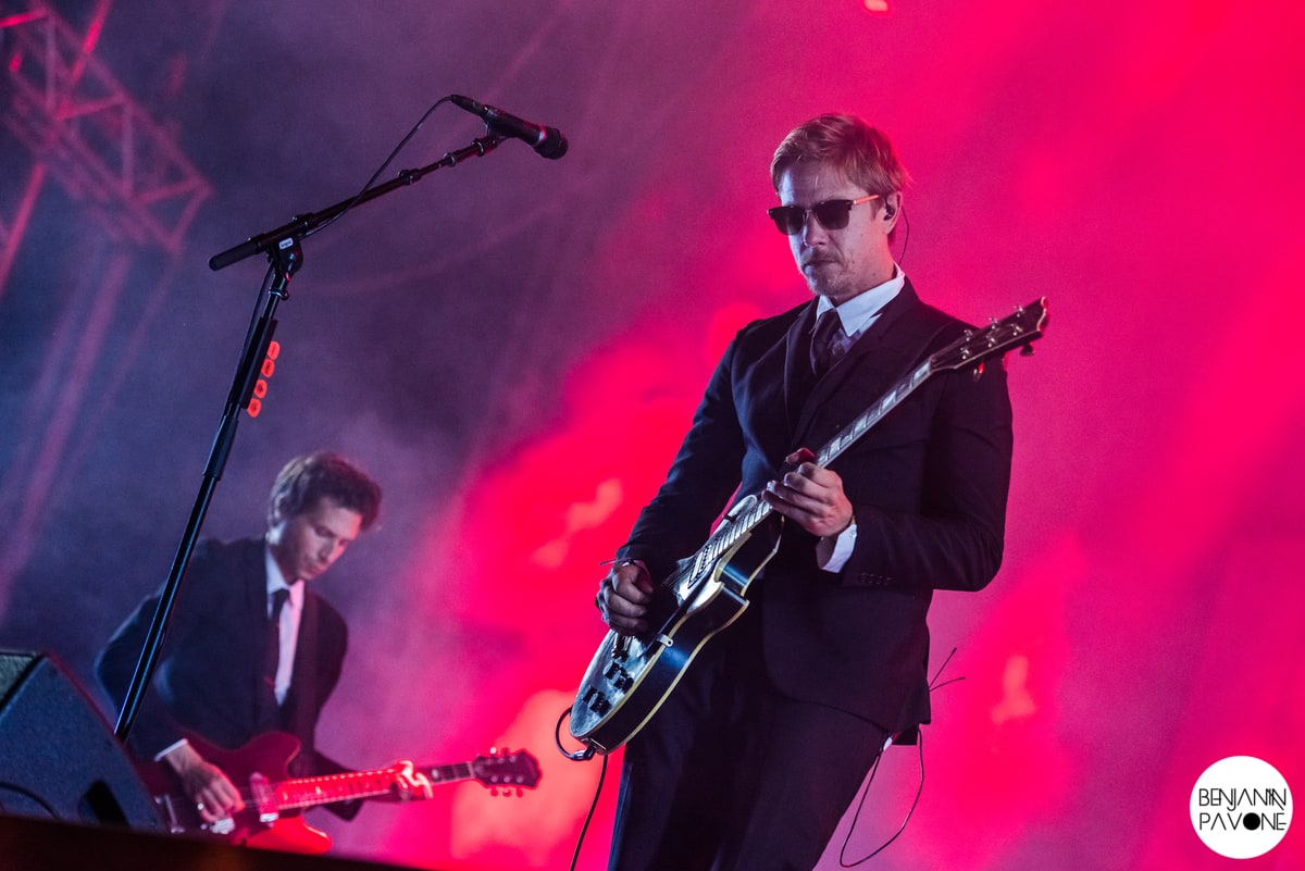 Garorock 2019 interpol