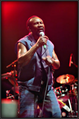 Toots and the Maytals (Toots + Train's tone)